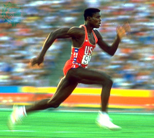 Inspiration on running and life from Carl Lewis
